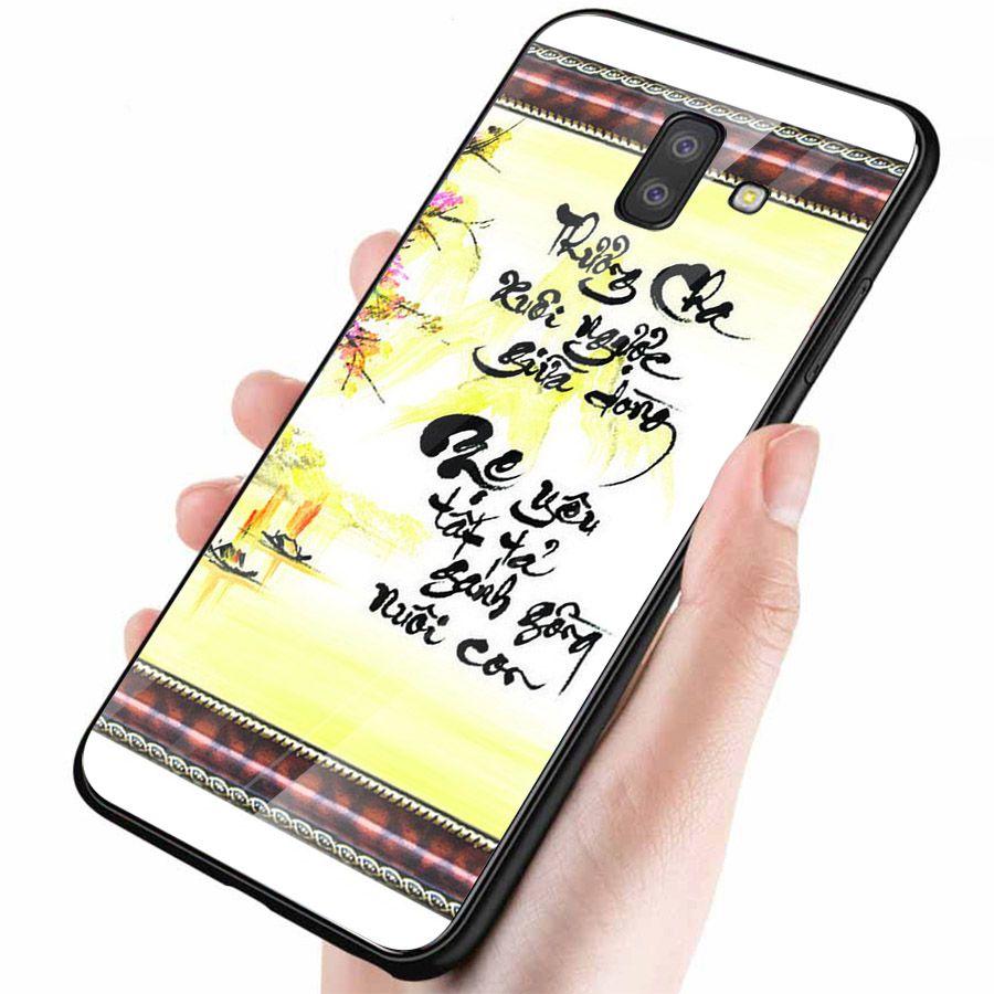 Ốp kính cường lực dành cho điện thoại Samsung Galaxy J4 - J6 - J6 PLUS/J6 PRIME - J8 - thư pháp - tp064 - 1967517 , 9566809067107 , 62_14837671 , 207000 , Op-kinh-cuong-luc-danh-cho-dien-thoai-Samsung-Galaxy-J4-J6-J6-PLUS-J6-PRIME-J8-thu-phap-tp064-62_14837671 , tiki.vn , Ốp kính cường lực dành cho điện thoại Samsung Galaxy J4 - J6 - J6 PLUS/J6 PRIME - J