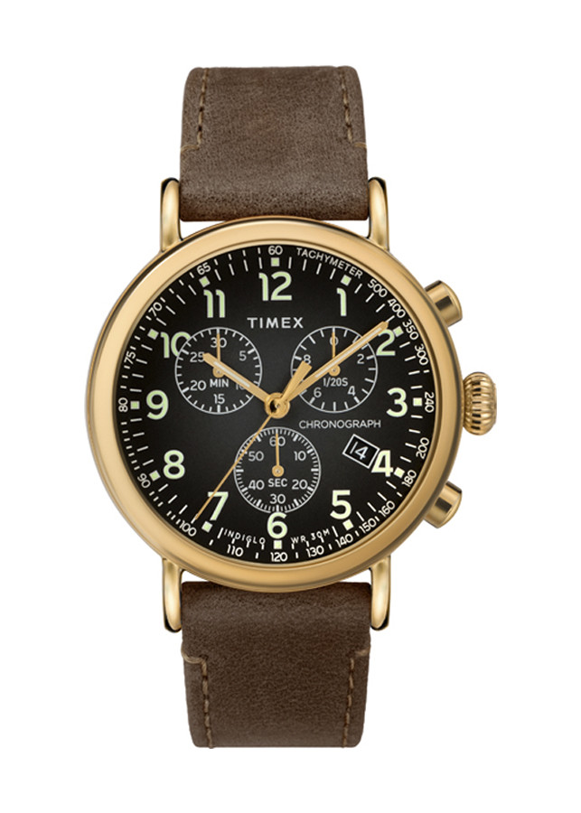 Đồng Hồ Dây Da Nam Standard Chronograph 41mm Leather Strap Watch - TW2T20900 - 4869089 , 1166439002608 , 62_16678540 , 3820000 , Dong-Ho-Day-Da-Nam-Standard-Chronograph-41mm-Leather-Strap-Watch-TW2T20900-62_16678540 , tiki.vn , Đồng Hồ Dây Da Nam Standard Chronograph 41mm Leather Strap Watch - TW2T20900