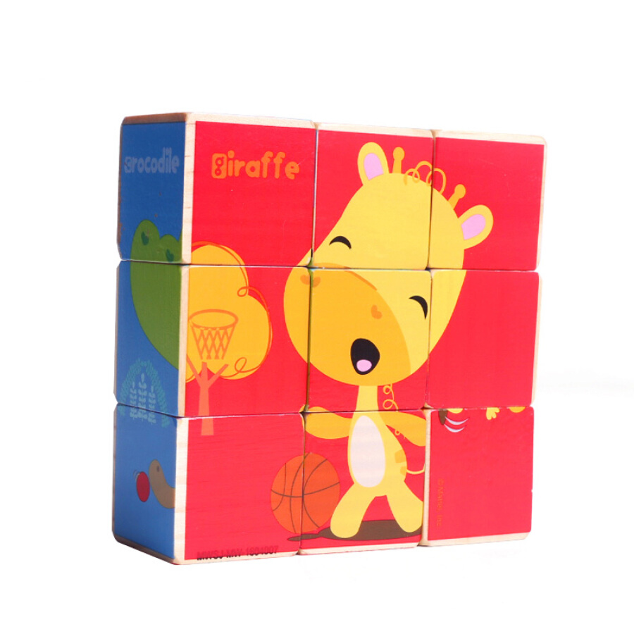 Fisher-Price  wooden six-sided painting 9 puzzles children's three-dimensional three-dimensional system of baby puzzle toys 1-2-3-6 years... - 1583929 , 3035992633896 , 62_10450811 , 377000 , Fisher-Price-wooden-six-sided-painting-9-puzzles-children39s-three-dimensional-three-dimensional-system-of-baby-puzzle-toys-1-2-3-6-years...-62_10450811 , tiki.vn , Fisher-Price  wooden six-sided paint