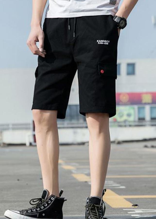 Quần short nam kaki đứng dáng form vừa, túi hộp khuy bấm cao cấp phong cách hiphop - 1491581 , 3569604856767 , 62_12069854 , 450000 , Quan-short-nam-kaki-dung-dang-form-vua-tui-hop-khuy-bam-cao-cap-phong-cach-hiphop-62_12069854 , tiki.vn , Quần short nam kaki đứng dáng form vừa, túi hộp khuy bấm cao cấp phong cách hiphop