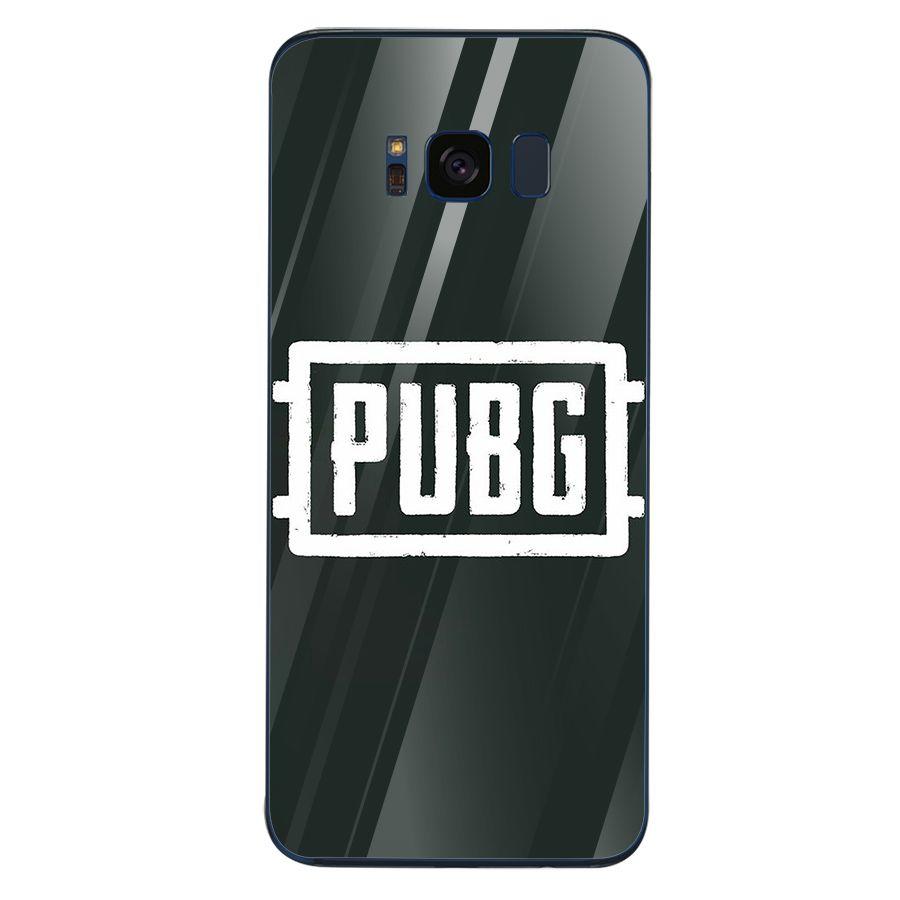 Ốp kính cường lực dành cho điện thoại Samsung S8 - PUBG mobile - pubg006
