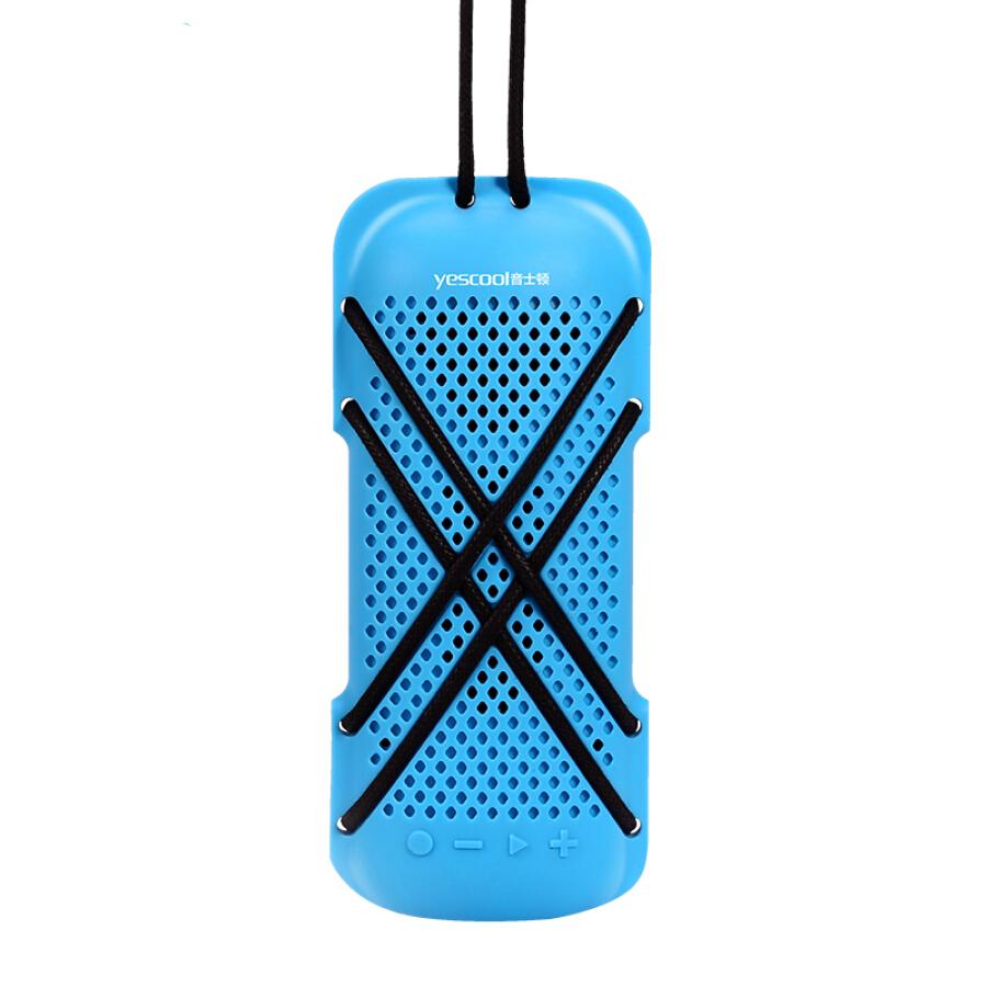 Loa Bluetooth Thể Thao Mini Không Thấm Nước Yescool PMC-08
