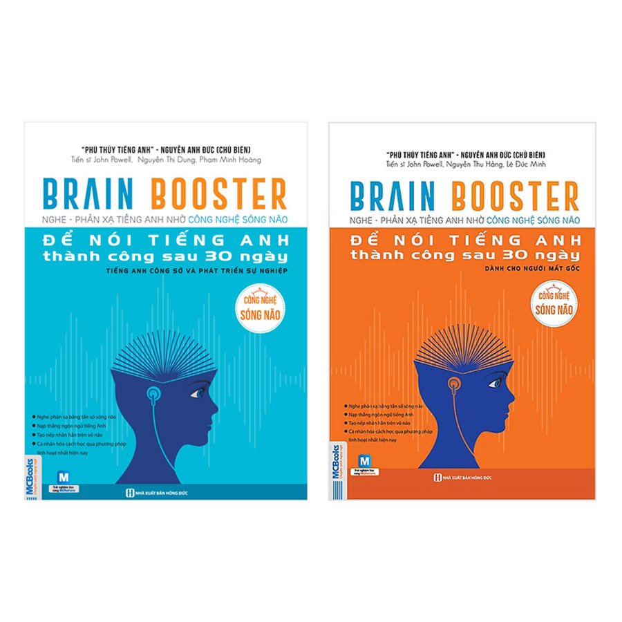 Combo Brain Booster - Nghe Phản Xạ Tiếng Anh Nhờ Công Nghệ Sóng Não Để Nói Tiếng Anh Thành Công Sau 30 Ngày - 1841080 , 1515409322862 , 62_14388595 , 588000 , Combo-Brain-Booster-Nghe-Phan-Xa-Tieng-Anh-Nho-Cong-Nghe-Song-Nao-De-Noi-Tieng-Anh-Thanh-Cong-Sau-30-Ngay-62_14388595 , tiki.vn , Combo Brain Booster - Nghe Phản Xạ Tiếng Anh Nhờ Công Nghệ Sóng Não Để