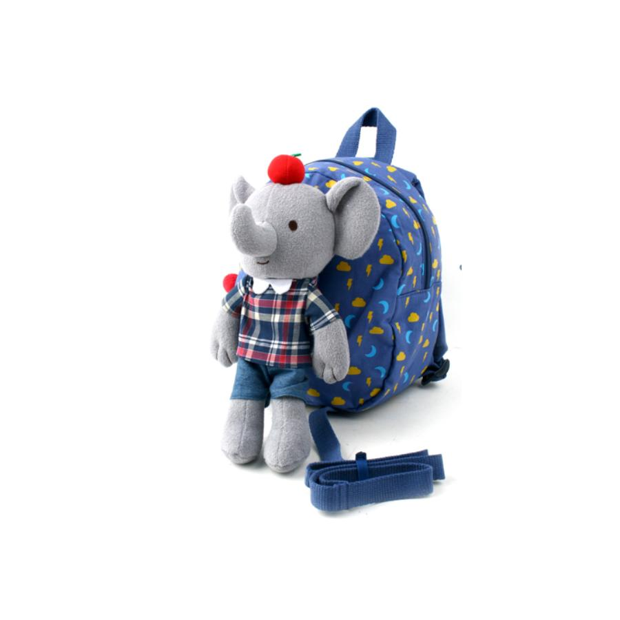 Balo Chống Đi Lạc Jepiel Happy Safety Harness Backpack