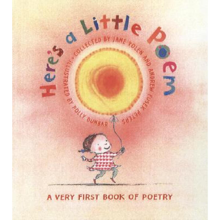 Heres a Little Poem: A Very First Book of Poetry - 1229433 , 1647913714656 , 62_5247861 , 464000 , Heres-a-Little-Poem-A-Very-First-Book-of-Poetry-62_5247861 , tiki.vn , Heres a Little Poem: A Very First Book of Poetry