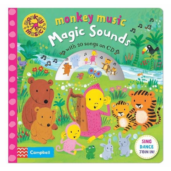 Monkey Music Magic Sounds - 971910 , 6466470734892 , 62_2387559 , 429000 , Monkey-Music-Magic-Sounds-62_2387559 , tiki.vn , Monkey Music Magic Sounds