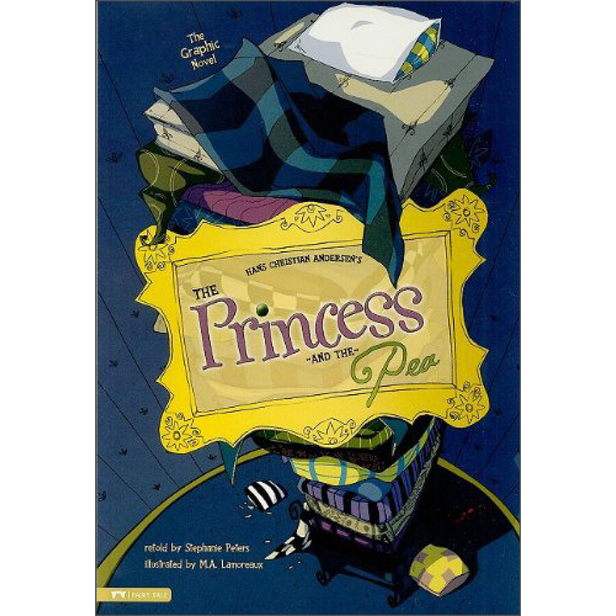 The Princess and the Pea: The Graphic Novel (Graphic Spin) - 1231597 , 5116473526611 , 62_5254993 , 146000 , The-Princess-and-the-Pea-The-Graphic-Novel-Graphic-Spin-62_5254993 , tiki.vn , The Princess and the Pea: The Graphic Novel (Graphic Spin)