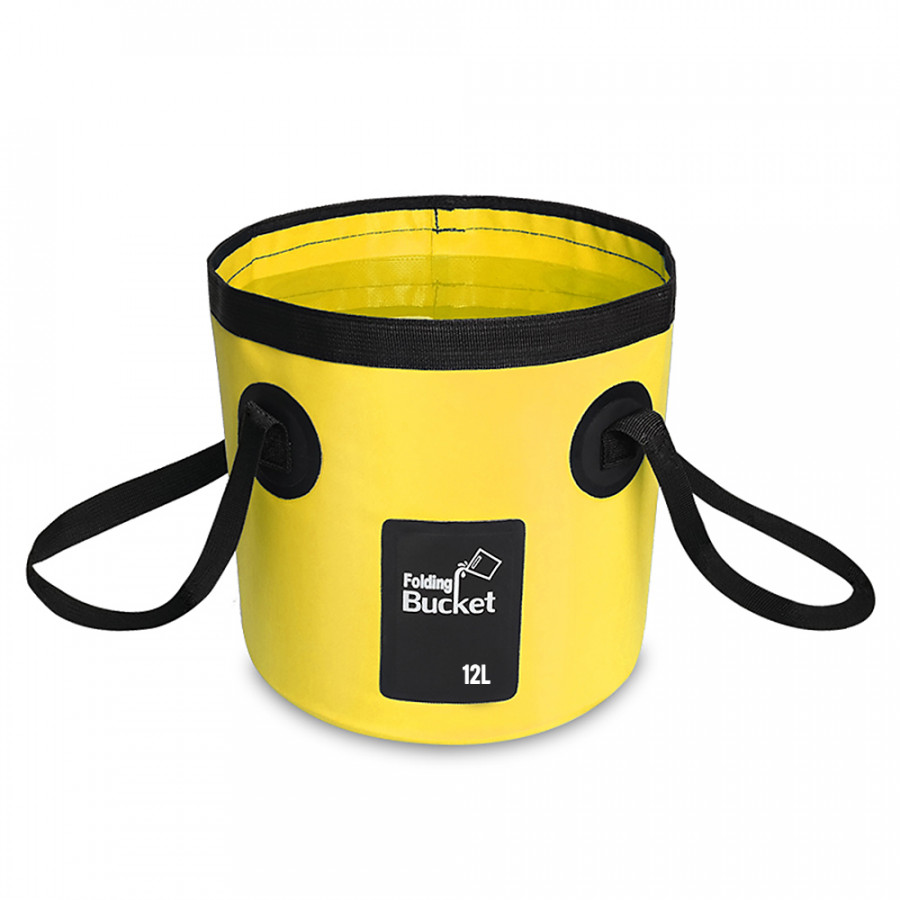 12L / 20L Waterproof Water Bucket Outdoor Fishing Bucket Folding Water Container for Camping Picnic Washing Cleaning - 8248438 , 4813824540326 , 62_16660432 , 240000 , 12L--20L-Waterproof-Water-Bucket-Outdoor-Fishing-Bucket-Folding-Water-Container-for-Camping-Picnic-Washing-Cleaning-62_16660432 , tiki.vn , 12L / 20L Waterproof Water Bucket Outdoor Fishing Bucket Fold