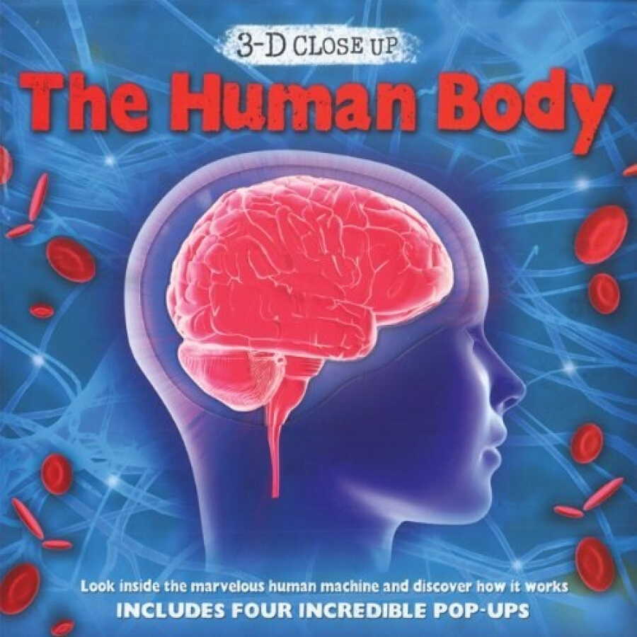 3-D Close Up: The Human Body