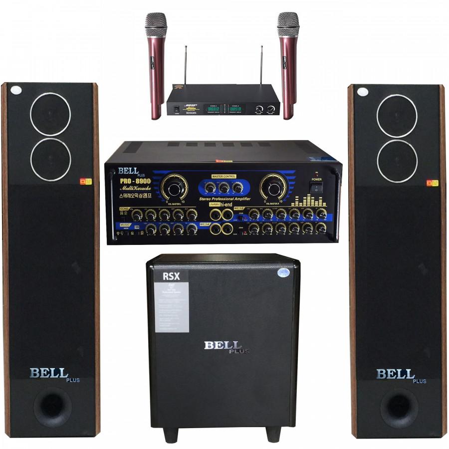 Dàn karaoke và nghe nhạc BELLplus PRO - 8900