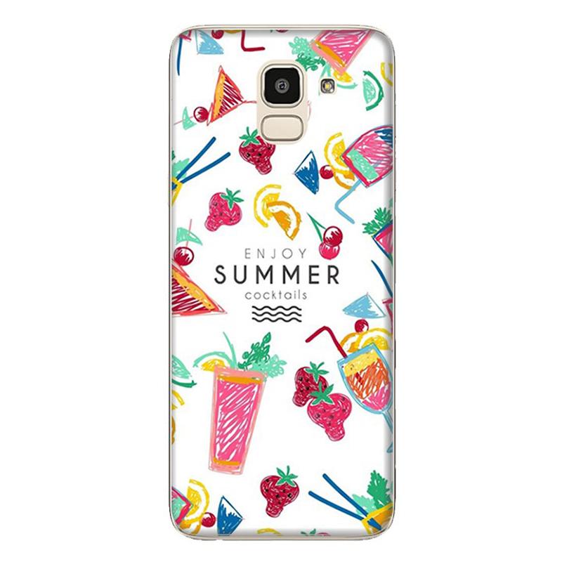 Ốp Lưng Dành Cho Samsung Galaxy J6 - Mẫu 80