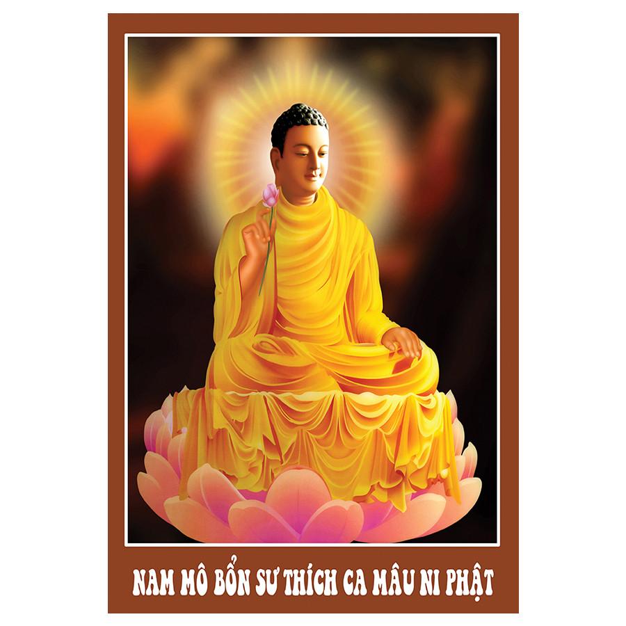 Tranh Phật Giáo Thích Ca Mâu Ni Phật 2497 - 1037873 , 9460942673112 , 62_6286267 , 229000 , Tranh-Phat-Giao-Thich-Ca-Mau-Ni-Phat-2497-62_6286267 , tiki.vn , Tranh Phật Giáo Thích Ca Mâu Ni Phật 2497