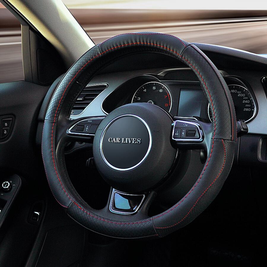 Bọc Da Vô Lăng Ô Tô Carlisle Tương Thích Với Mazda CX-5, Audi Q5, Havard H6 - 914492 , 9627020406578 , 62_4578179 , 254000 , Boc-Da-Vo-Lang-O-To-Carlisle-Tuong-Thich-Voi-Mazda-CX-5-Audi-Q5-Havard-H6-62_4578179 , tiki.vn , Bọc Da Vô Lăng Ô Tô Carlisle Tương Thích Với Mazda CX-5, Audi Q5, Havard H6