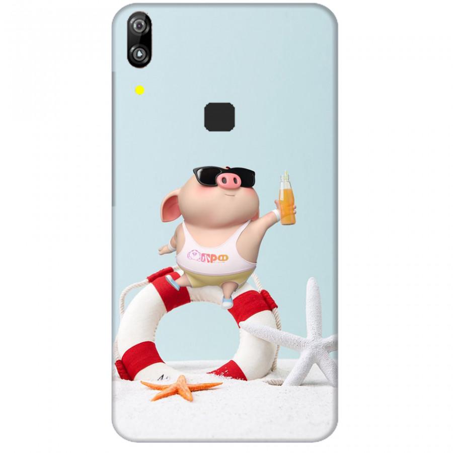 Ốp lưng cho điện thoại Vsmart Joy 1 Plus - hình F174