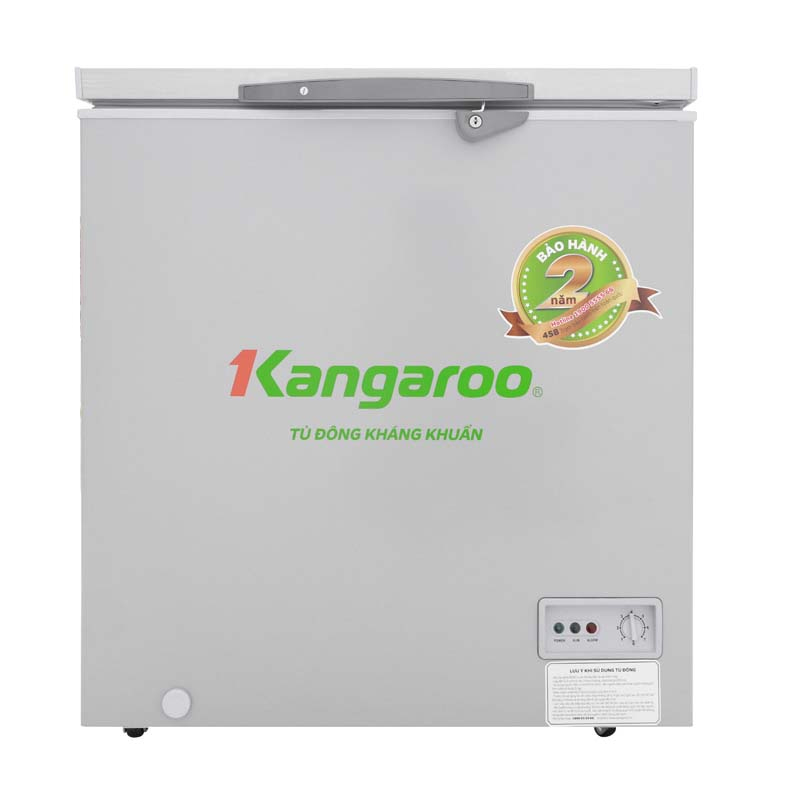 Tủ đông kháng khuẩn Kangaroo KG235VC1 235L 1 ngăn 1 cánh - 1434602 , 1009607161250 , 62_7563441 , 5999000 , Tu-dong-khang-khuan-Kangaroo-KG235VC1-235L-1-ngan-1-canh-62_7563441 , tiki.vn , Tủ đông kháng khuẩn Kangaroo KG235VC1 235L 1 ngăn 1 cánh