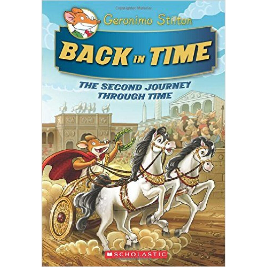 Back in Time: The Second Journey Through Time - 1241012 , 5978035170560 , 62_5282175 , 1782000 , Back-in-Time-The-Second-Journey-Through-Time-62_5282175 , tiki.vn , Back in Time: The Second Journey Through Time