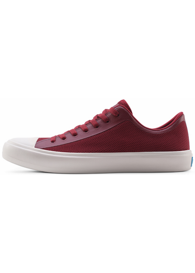 Giày Sneakers Nữ People Phillips NC01-026 - Highland Red W/ Picket White