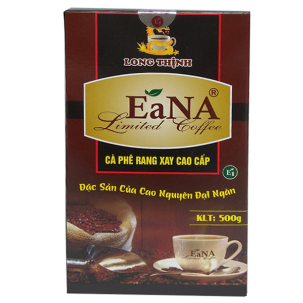Café Rang Xay Nguyên Chất 100% Eana Coffee 500g - 1316342 , 7913885490862 , 62_5808575 , 110000 , Cafe-Rang-Xay-Nguyen-Chat-100Phan-Tram-Eana-Coffee-500g-62_5808575 , tiki.vn , Café Rang Xay Nguyên Chất 100% Eana Coffee 500g