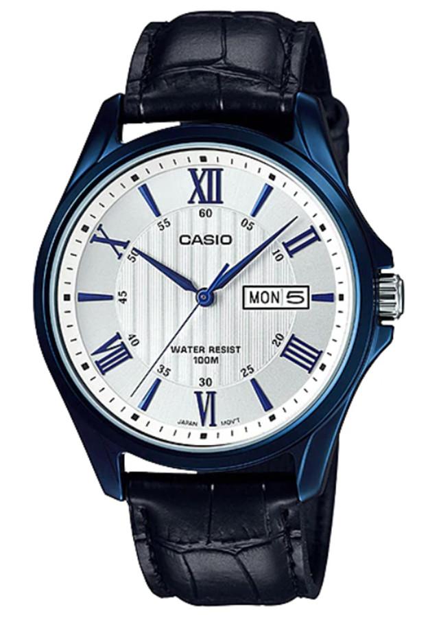 Đồng hồ nam dây da Casio MTP-1384BUL-7AVDF - 798403 , 1425714264675 , 62_13410069 , 2303000 , Dong-ho-nam-day-da-Casio-MTP-1384BUL-7AVDF-62_13410069 , tiki.vn , Đồng hồ nam dây da Casio MTP-1384BUL-7AVDF