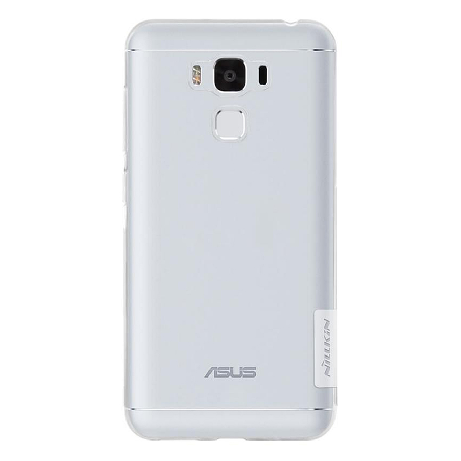 Ốp Lưng Dẻo Asus Zenfone 3 Max ZC553KL 5.5 Inch Nillkin - Trong Suốt - 889153 , 2043146789581 , 62_1544193 , 189000 , Op-Lung-Deo-Asus-Zenfone-3-Max-ZC553KL-5.5-Inch-Nillkin-Trong-Suot-62_1544193 , tiki.vn , Ốp Lưng Dẻo Asus Zenfone 3 Max ZC553KL 5.5 Inch Nillkin - Trong Suốt