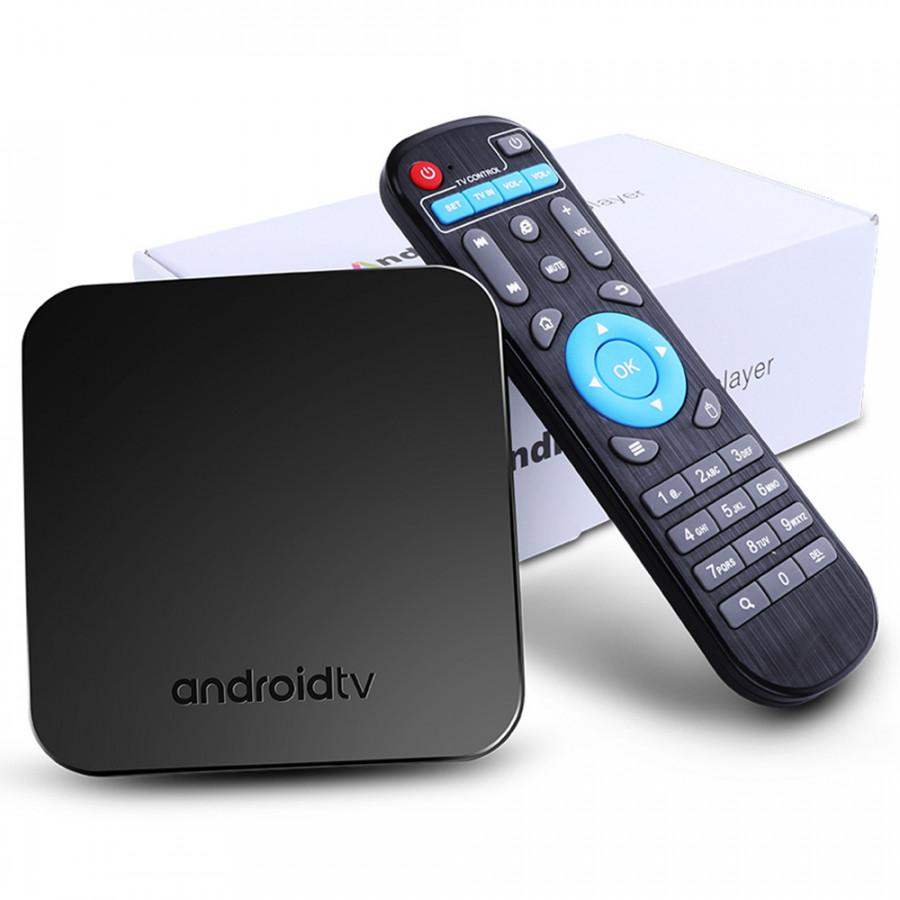 Android TV Box Mecool KM9, bộ nhớ Ram 4GB, Bộ Nhớ Trong 32GB, Android TV 8.1 - Hàng Nhập Khẩu - 1603513 , 9381018440622 , 62_13736702 , 1399000 , Android-TV-Box-Mecool-KM9-bo-nho-Ram-4GB-Bo-Nho-Trong-32GB-Android-TV-8.1-Hang-Nhap-Khau-62_13736702 , tiki.vn , Android TV Box Mecool KM9, bộ nhớ Ram 4GB, Bộ Nhớ Trong 32GB, Android TV 8.1 - Hàng Nhậ