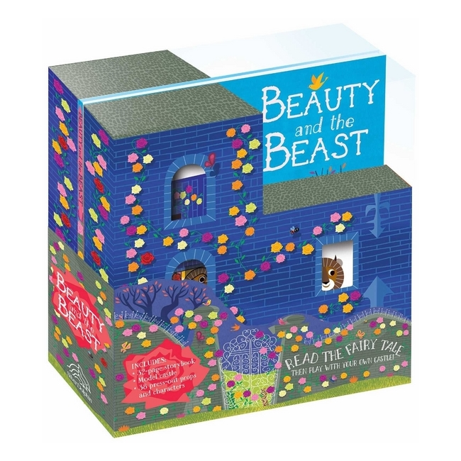 Storybook Gift: Beauty And The Beast - 1695926 , 2711139117627 , 62_11778034 , 558000 , Storybook-Gift-Beauty-And-The-Beast-62_11778034 , tiki.vn , Storybook Gift: Beauty And The Beast