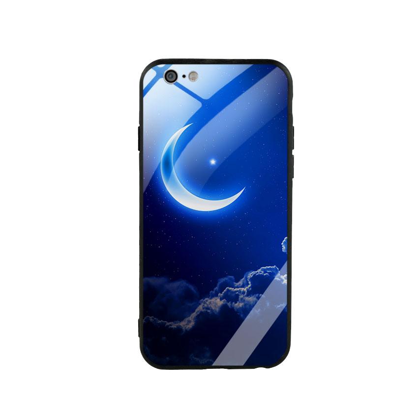 Ốp Lưng Kính Cường Lực cho điện thoại Iphone 6 / 6s -  0220 MOON01