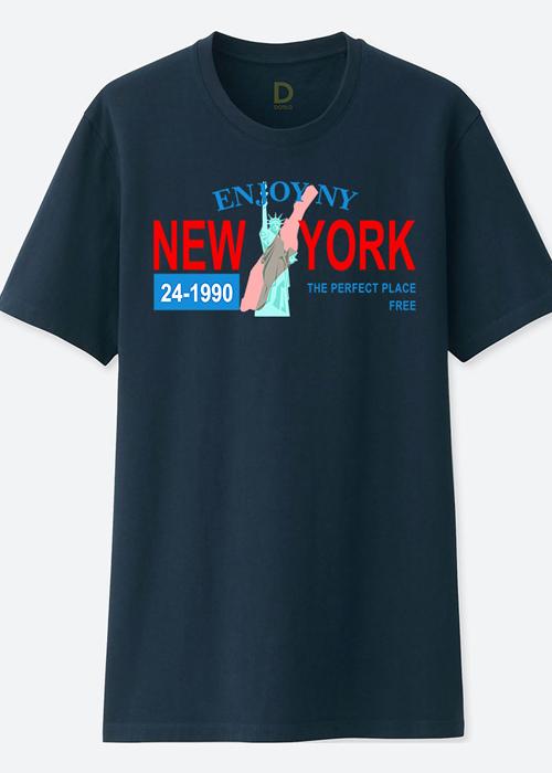 áo thun Dotilo nữ New York - cz224