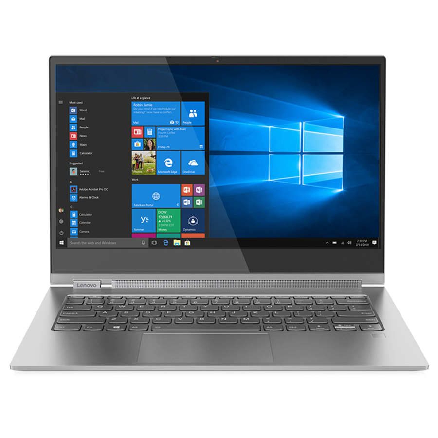 Laptop Lenovo Yoga C930-13IKB 81C4009QVN Core i7-8550U/ Win10 + Office 365 (13.9 UHD IPS Touch) - Hàng Chính Hãng - 1853132 , 4417480739775 , 62_14009361 , 49990000 , Laptop-Lenovo-Yoga-C930-13IKB-81C4009QVN-Core-i7-8550U-Win10-Office-365-13.9-UHD-IPS-Touch-Hang-Chinh-Hang-62_14009361 , tiki.vn , Laptop Lenovo Yoga C930-13IKB 81C4009QVN Core i7-8550U/ Win10 + Offi