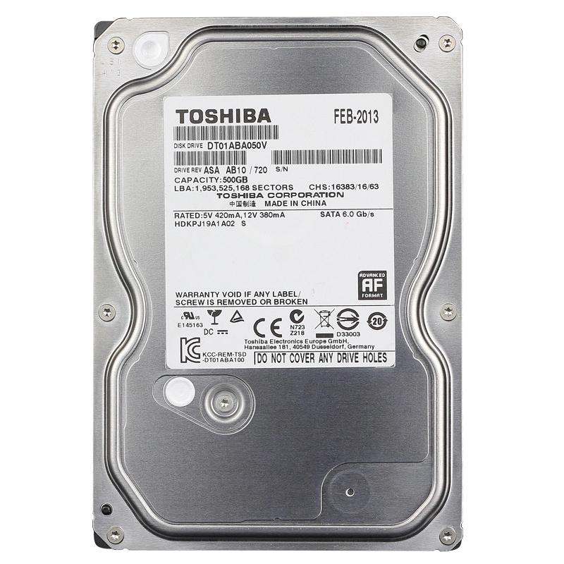 Ổ Cứng HDD Toshiba 1TB  Hàng chính hãng