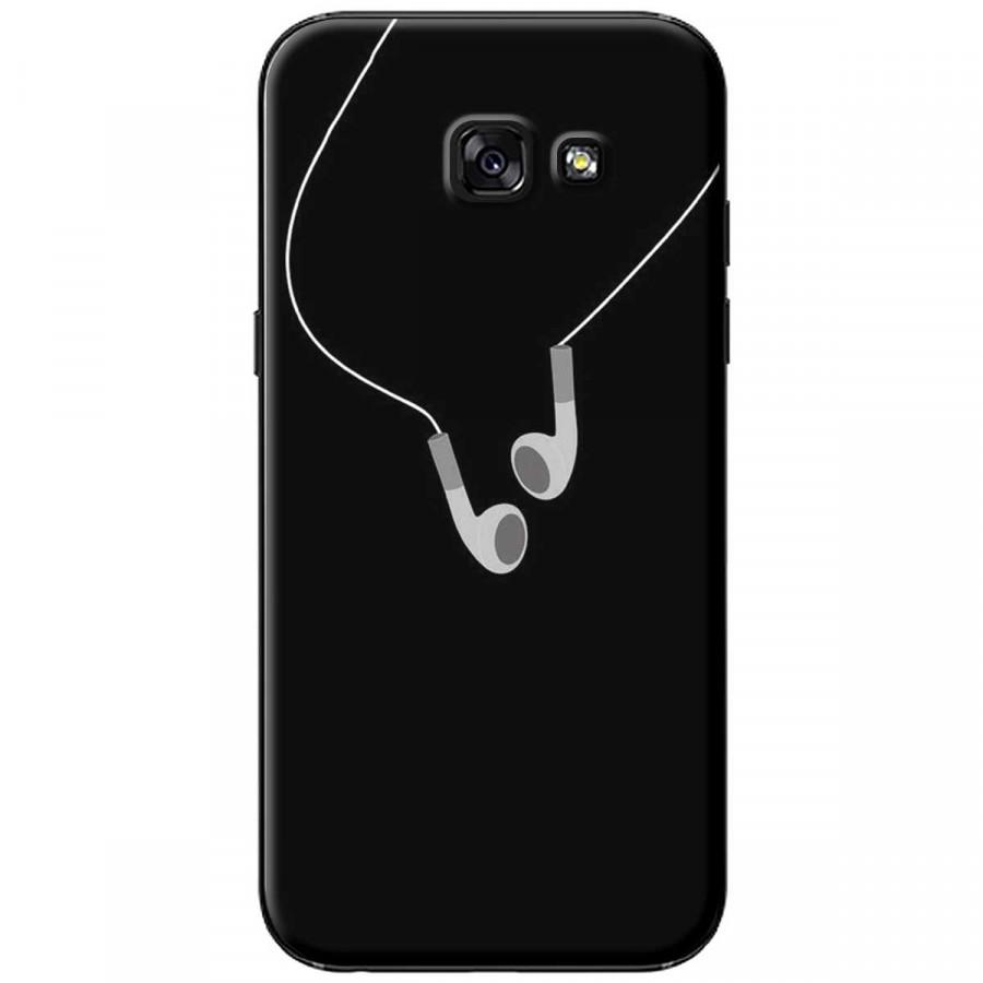 Ốp lưng dành cho Samsung A3 2017 Tai nghe