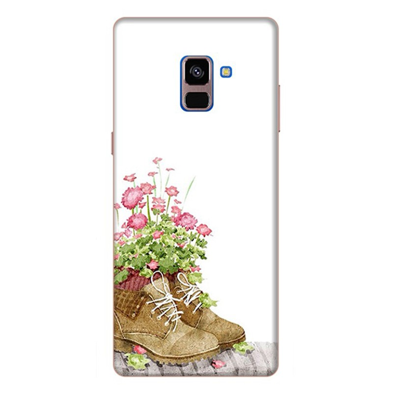 Ốp Lưng Dành Cho Samsung Galaxy A8 Plus - Mẫu 110