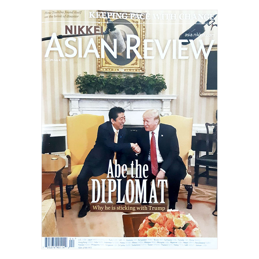 Nikkei Asian Review: Abe The Diplomat – 04