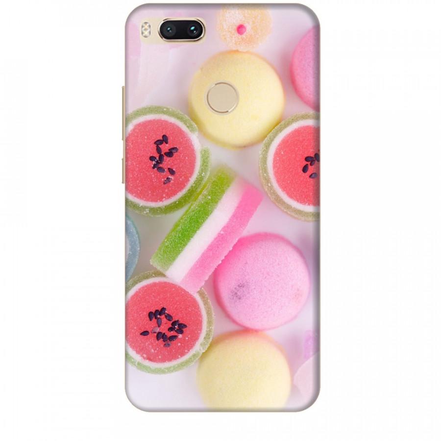 Ốp lưng dành cho điện thoại XIAOMI MI A1 Kẹo Ba Màu