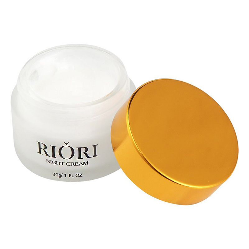Kem Dưỡng Trắng Riori Night Cream (30g)