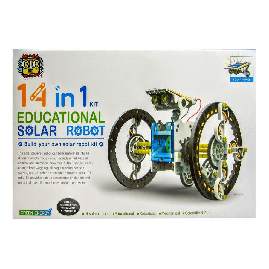 Bộ 14 Trong 1 Robot Năng Lượng Mặt Trời CIC Robotics CIC21-615 - 1567408 , 843696099664 , 62_10213765 , 1200000 , Bo-14-Trong-1-Robot-Nang-Luong-Mat-Troi-CIC-Robotics-CIC21-615-62_10213765 , tiki.vn , Bộ 14 Trong 1 Robot Năng Lượng Mặt Trời CIC Robotics CIC21-615