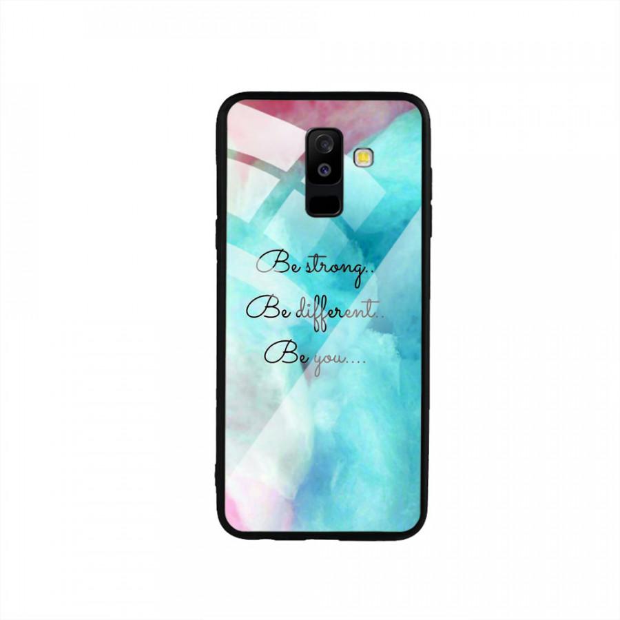 Ốp Lưng Kính Cường Lực cho điện thoại Samsung Galaxy A6 Plus 2018 - Be You - 1678385 , 4467555684448 , 62_14808356 , 250000 , Op-Lung-Kinh-Cuong-Luc-cho-dien-thoai-Samsung-Galaxy-A6-Plus-2018-Be-You-62_14808356 , tiki.vn , Ốp Lưng Kính Cường Lực cho điện thoại Samsung Galaxy A6 Plus 2018 - Be You