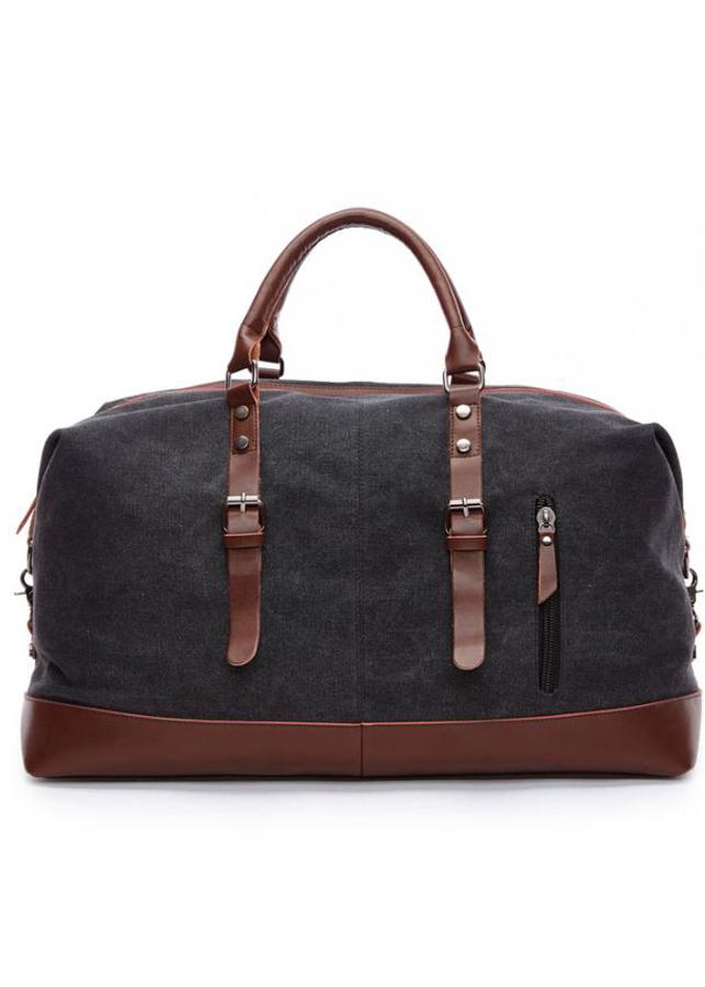 Túi xách và đeo chéo du lịch cao cấp , chứa được nhiều đồ vải jean canvas bền đẹp