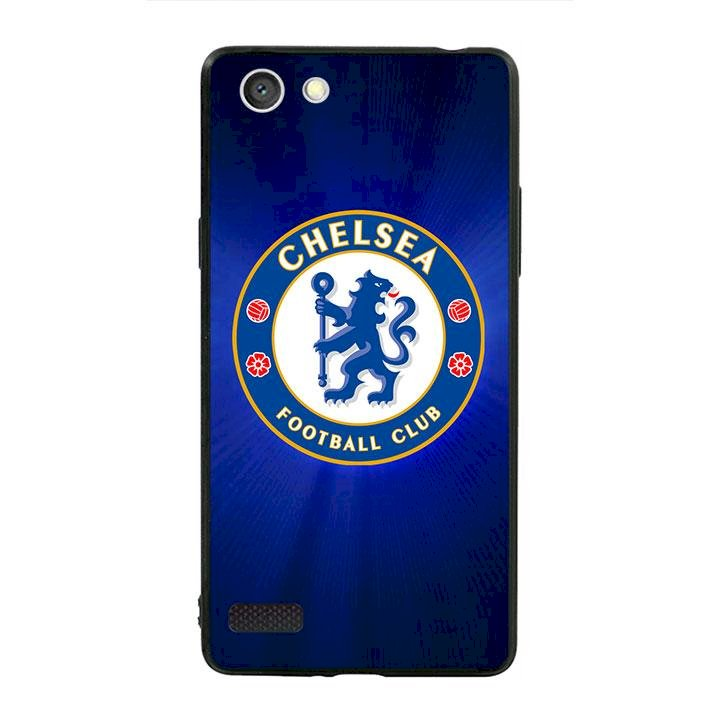 Ốp lưng viền TPU cho dành cho Oppo Neo 7 - Clb Chelsea 02