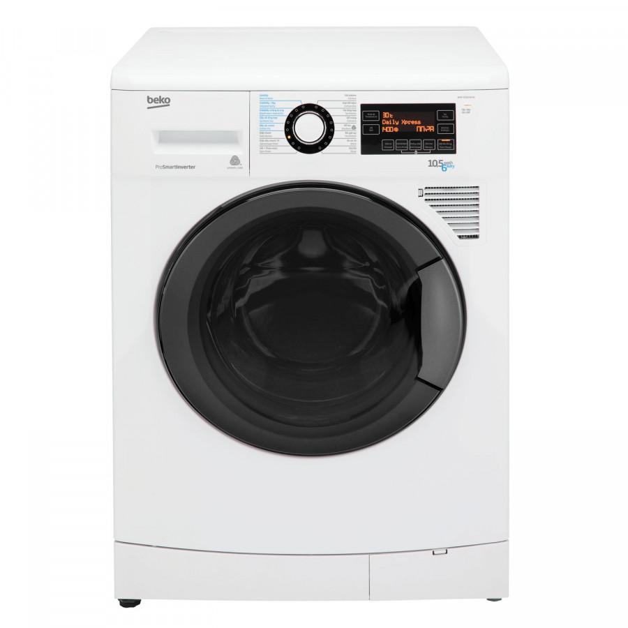 Máy giặt sấy Beko Inverter 10.5KG/6KG WDA 1056143H - Hàng chính hãng - 18429728 , 9548400134129 , 62_19688610 , 22000000 , May-giat-say-Beko-Inverter-10.5KG-6KG-WDA-1056143H-Hang-chinh-hang-62_19688610 , tiki.vn , Máy giặt sấy Beko Inverter 10.5KG/6KG WDA 1056143H - Hàng chính hãng