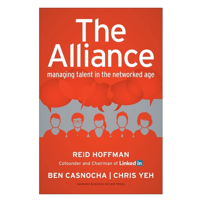 Harvard Business Review: The Alliance