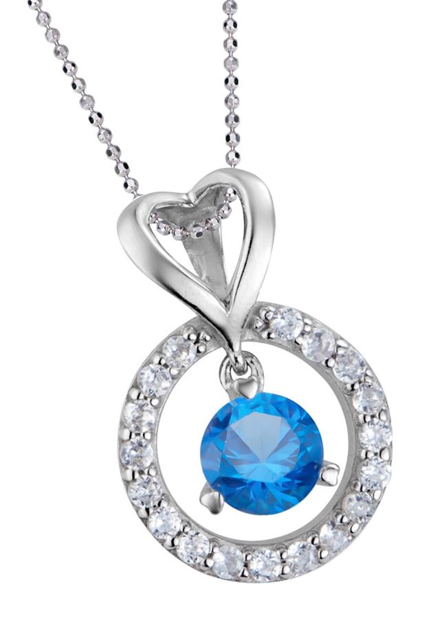Mặt dây chuyền bạc đính đá màu xanh PNJSilver ZTXMK000065-BO - 5317428 , 2727327226316 , 62_2435765 , 381000 , Mat-day-chuyen-bac-dinh-da-mau-xanh-PNJSilver-ZTXMK000065-BO-62_2435765 , tiki.vn , Mặt dây chuyền bạc đính đá màu xanh PNJSilver ZTXMK000065-BO