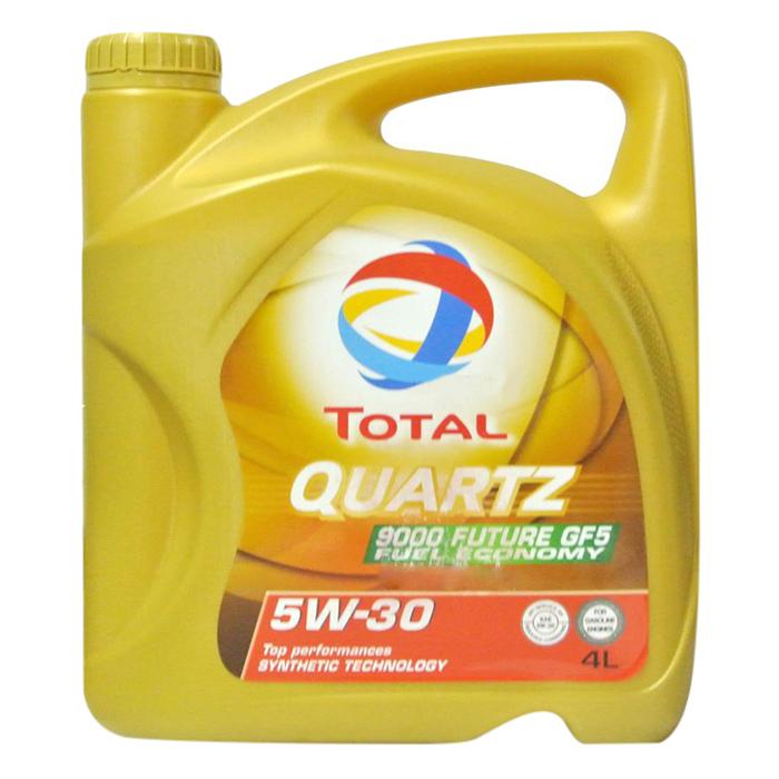 Nhớt Ô Tô Total Quartz 9000 GF5 SAE 5W30 (4L) - 994968 , 6724129455629 , 62_2668399 , 770000 , Nhot-O-To-Total-Quartz-9000-GF5-SAE-5W30-4L-62_2668399 , tiki.vn , Nhớt Ô Tô Total Quartz 9000 GF5 SAE 5W30 (4L)
