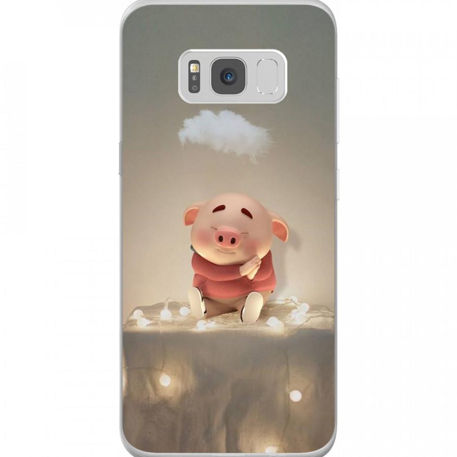 Ốp Lưng Cho Điện Thoại Samsung Galaxy S8 Plus - Mẫu aheocon 114
