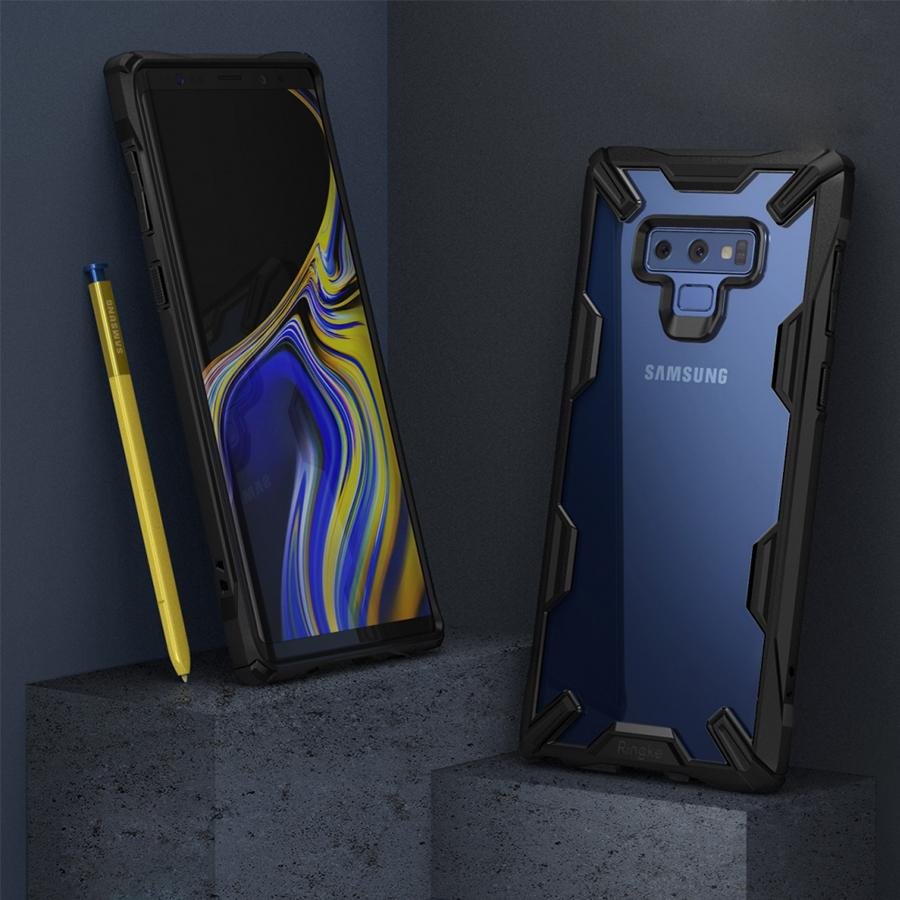 Ốp Lưng Samsung Galaxy Note 9 Ringke Fusion X - Hàng Chính Hãng