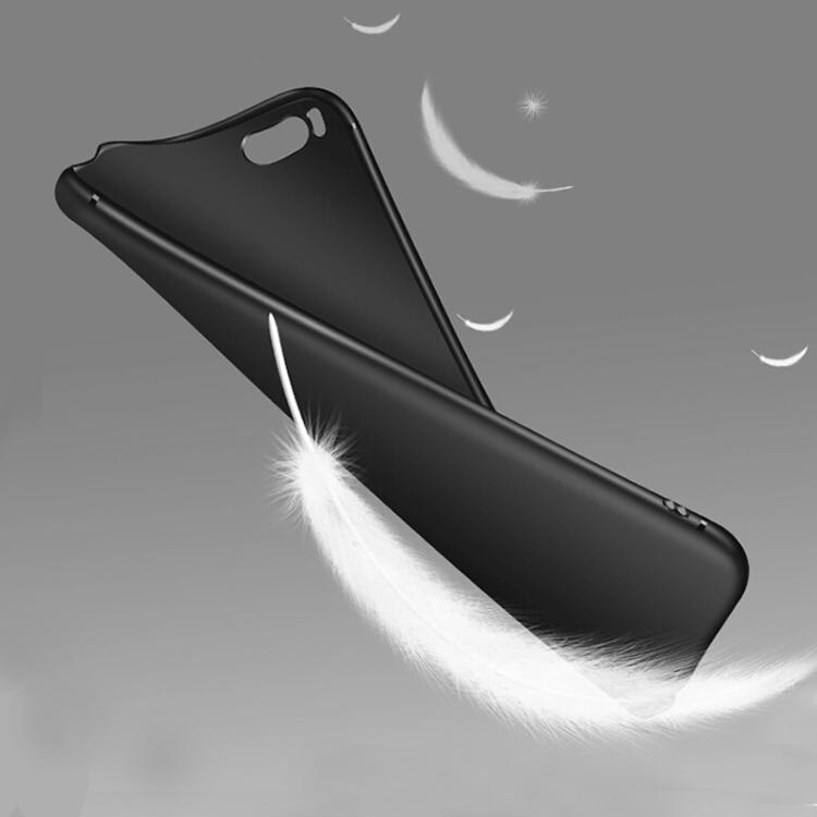 Ốp Lưng Nhựa Dẻo Cho Millet Note 3 Yueke - Đen