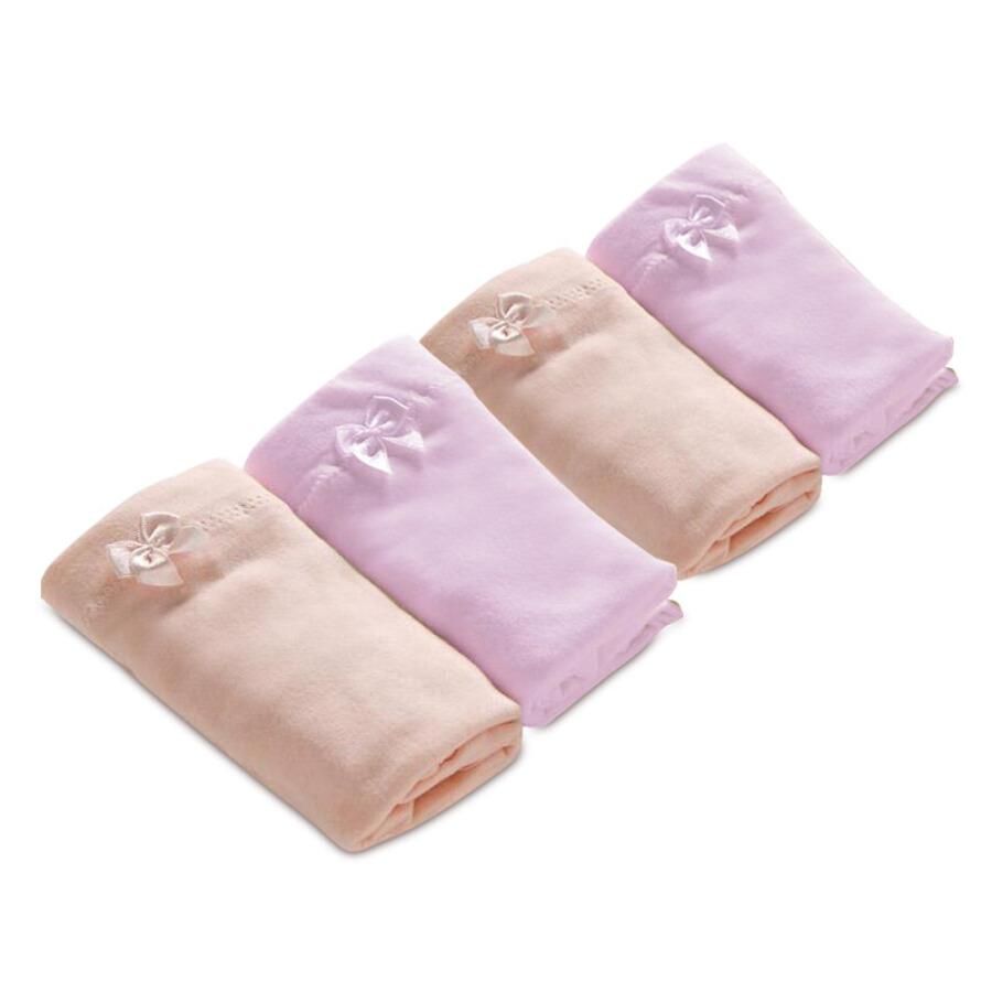 Combo 4 Quần Lót Cotton Cho Phụ Nữ Mang Bầu AIBO M109 (Size XXL)