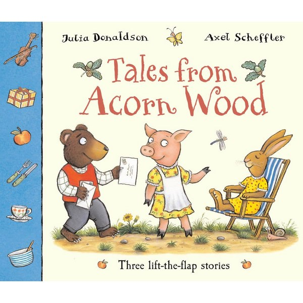 Tales From Acorn Wood - 972021 , 9506276049466 , 62_2387863 , 330000 , Tales-From-Acorn-Wood-62_2387863 , tiki.vn , Tales From Acorn Wood