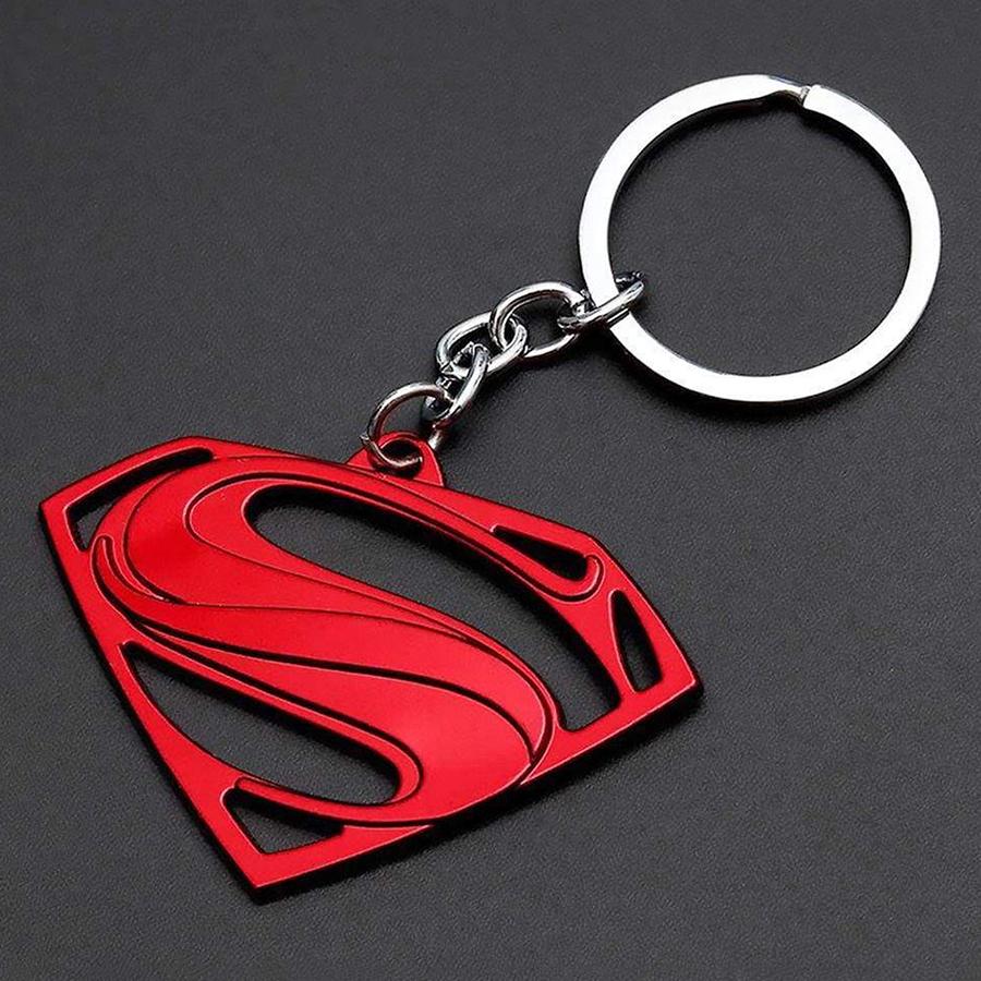 Móc Khóa Super Man