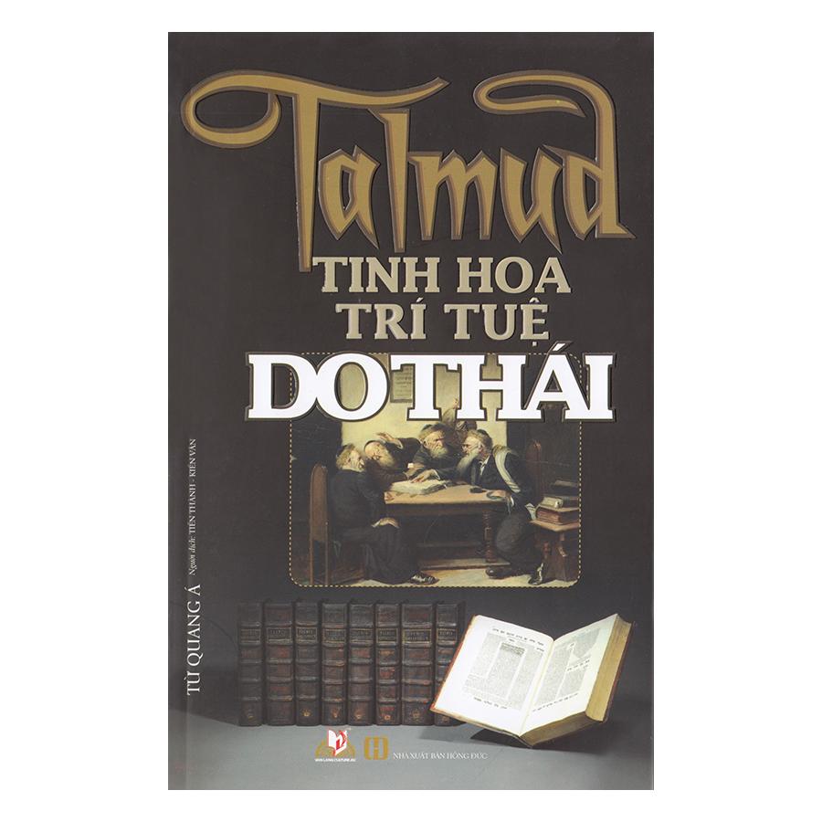 Talmud - Tinh Hoa Trí Tuệ Do Thái - 1575735 , 9577781318651 , 62_11718496 , 98000 , Talmud-Tinh-Hoa-Tri-Tue-Do-Thai-62_11718496 , tiki.vn , Talmud - Tinh Hoa Trí Tuệ Do Thái